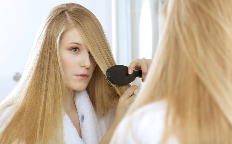 Как волосы сделать здоровыми и красивыми