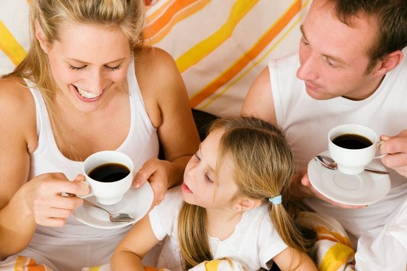 Можно ли ребенку кофе